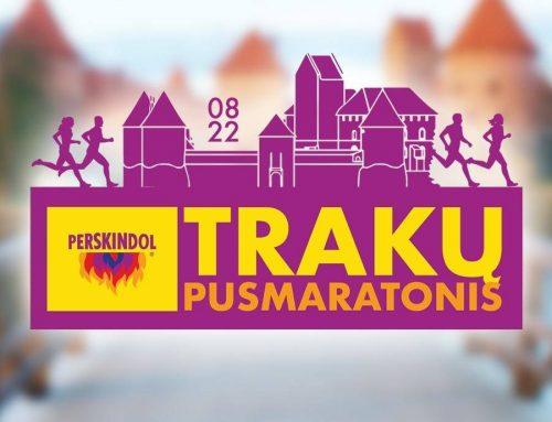 Bėgimo šventė Trakuose jau ateinantį šeštadienį!
