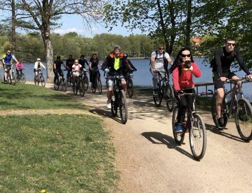 Tradicinis dviračių žygis grįžta!
