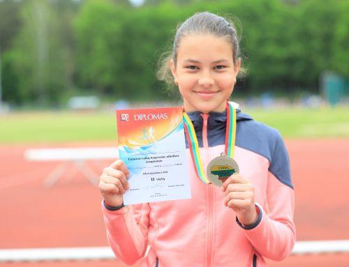 Vaikų gynimo dieną vaikų lengvosios atletikos čempioanatas