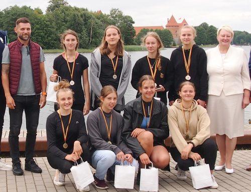 Atviras Trakų rajono irklavimo čempionatas