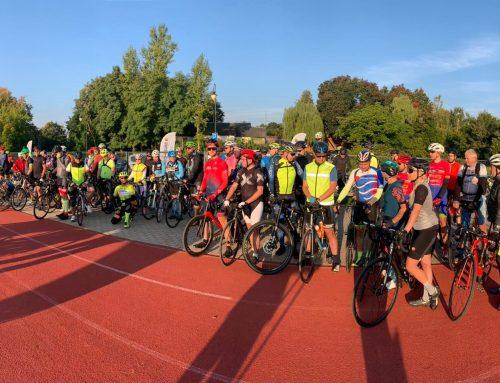 Pabaigtas ilgų nuotolių važiavimų dviračiais sezonas